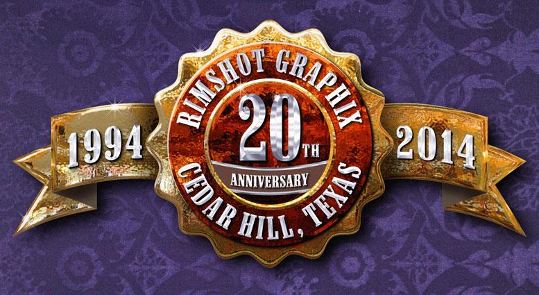 Twentieth Anniversary!